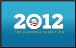 Obama - The Natural Selection - Blue
