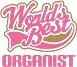World's Best Organist Music Gifts