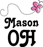 Mason Ohio Tee Shirts and Hoodies