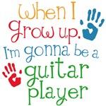 Future Guitar Player Kids Music Tees