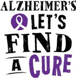 Alzheimers Let's Find A Cure