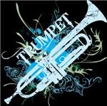 Cool Grunge Trumpet T-shirts