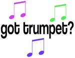 Got Trumpet T-shirts and Gifts