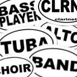 MUSIC EURO STICKERS