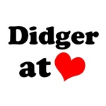Didgeridoo At heart T-shirts and Gifts