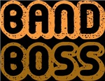 Band Boss Retro Grunge Gifts & shirts