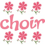 Floral Choir Tee Shirts and Gifts