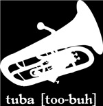 Music Dictionary Tuba Tee Shirt Apparel