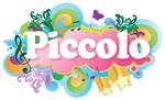 Retro Music Piccolo Band Shirts