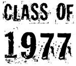 Grunge Class Of 1977 Reunion T-shirts