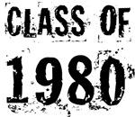 Grunge Class Of 1980 Reunion T-shirts