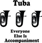 Funny Tuba T-shirt and Gifts