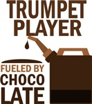 Trumpet Player Fueled By Chocolate Gifts