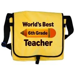 6TH GRADE TEACHER SHIRTS AND MUGS