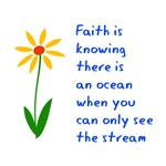Faith is knowing there is an Ocean V3