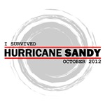 I Survived Hurricane Sandy October 2012