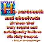 He Pardoneth