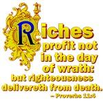 Riches Profit Not