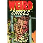 Weird Chills Comic Book Cover