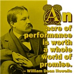 An Acre Of Performance