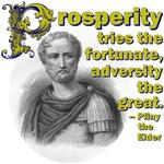 Prosperity Tries The Fortunate