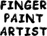 Finger Paint Artist