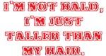 I'm Not Bald
