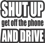 Get off the Phone & Drive!