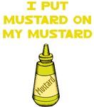 I Put Mustard on My Mustard