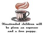 Free Espresso for Children