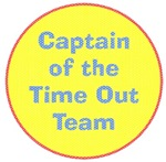 Time Out Team Captain