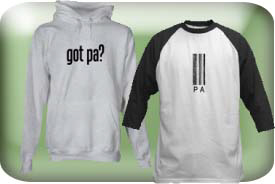 Pa Gifts and T-Shirts