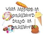 What Happens at Grandmere's...