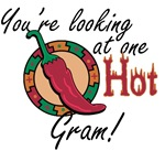 You're Looking at One Hot Gram!