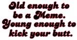 Young Enough Meme