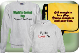 Pop and Pops Gifts and T-Shirts