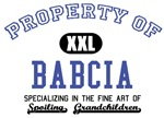 Property of Babcia