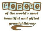 Pepere of Gifted Grandchildren