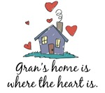 Gran's Home is Where the Heart Is