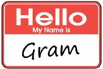 Hello, My name is Gram