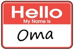Hello, My name is Oma