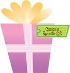 Gampa'a Favorite Gift