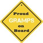 Proud Gramps on Board