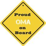 Proud Oma on Board