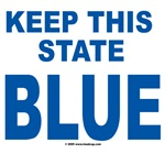 Back - Keep This State Blue