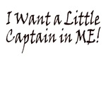 I Want A Little Captain in Me