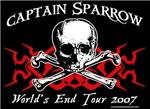 Captain Sparrow World's End Tour