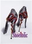 I'm A Shoeholics Snakeskin Print Cell Phone, iPod