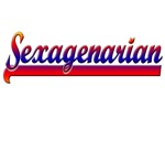 Sexagenarian T-Shirts and Gifts!