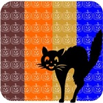 Halloween black cat t-shirts & black cat gifts!
